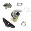 VAG 1.8T - Exhaust Turbokit