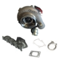 VAG 1.8T - TOP mount Exhaust Turbokit