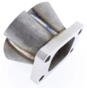 T3 flange collector