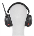 HEADSET VERBACOM, 2 CHANNEL incl. charger