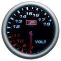 Autogauge voltmeter - Smoke