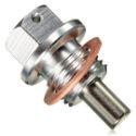 Olie bundprop med magnet M14x1,50