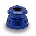 RACE PORT SENSOR CAP (CAP ONLY) - BLUE