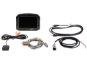 AEM CD-5G Carbon Digital Dash med 10Hz GPS Og Antena Skærm - 30-5602
