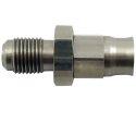 Straight Male Hose End M10x1.0 - AN3 PTFE slange