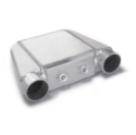 "Vand til luft Intercooler 3½"" - Water to air - 650 hk."