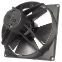 """SPAL 5,62"""" motorsport kølerblæser - Suger - 30100291 - 295 CFM"""
