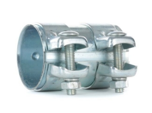 Double clamp til downpipe - type 15