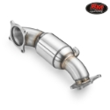 Downpipe HONDA Civic Type R X 2.0T - With catalyst