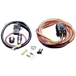 SPAL 90°C Degree Thermo-Switch / Relay & Harness