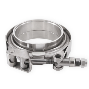 Mishimoto Stainless Steel V-Band Clamp 3.0in. (76,1mm)