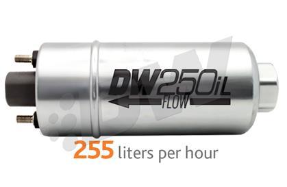 DeatschWerks 250LPH In-Line External Fuel Pump (No Bracket)