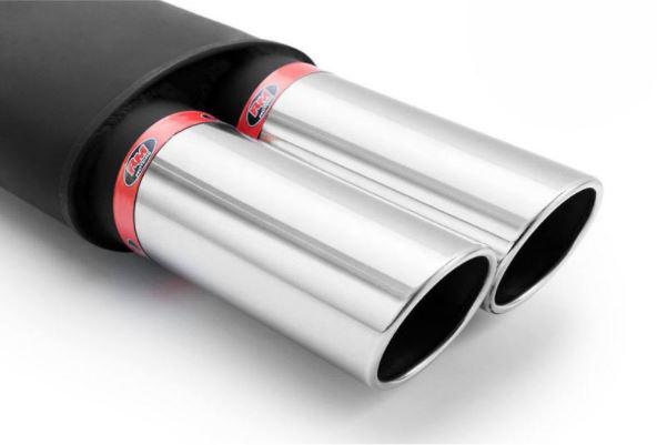Sports Silencer RM19 - 2x50mm