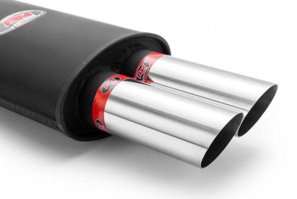 Sports Silencer RM21 - 2x50mm
