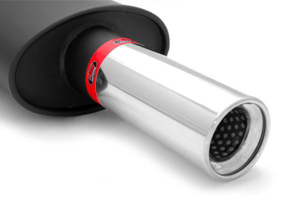 Sports Silencer  S76P- 63,5mm