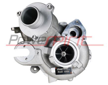 IS38XR-4 - Dual ball bearing + billet wheel - 560 HP