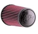 """3"""" KN luftfilter - 76mm. K&N Clamp-on 420 hk. KN filter - RE-0910"""